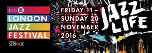 EFG London Jazz Festival 2016