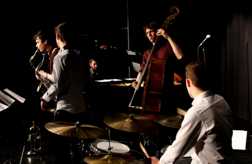 Herts Jazz Club (photo by Mike O'Brien)